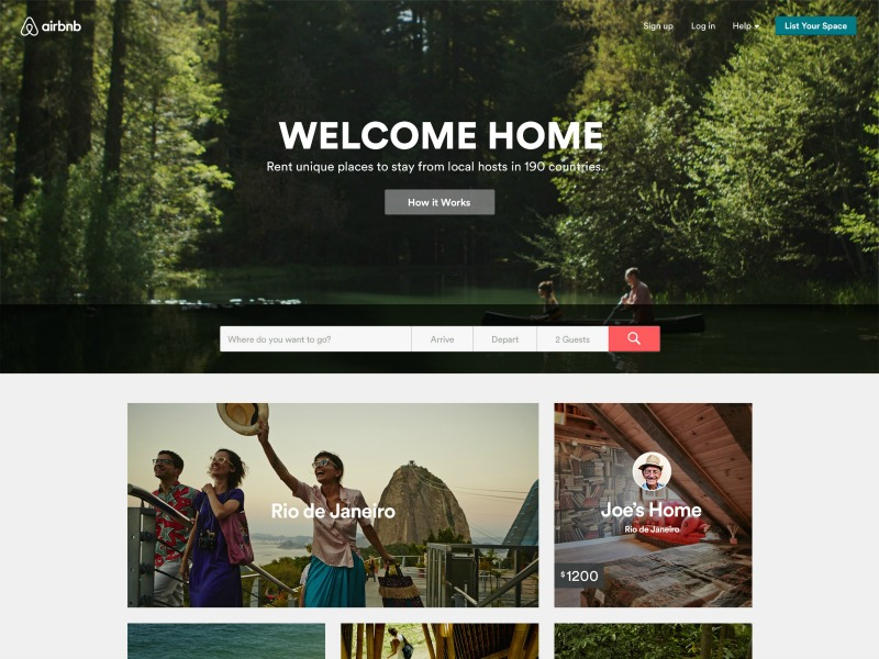 Airbnb Narrows Search For New UK PR Support