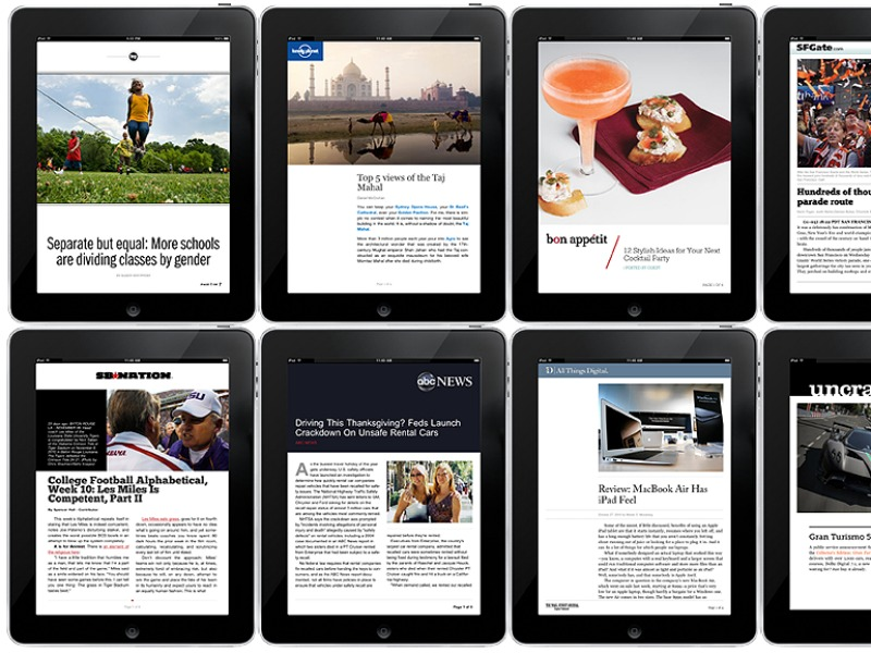 Flipboard Launches China Version In Partnership With BlueFocus