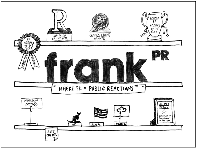 Frank PR Launches In Scotland As 'McFrank'