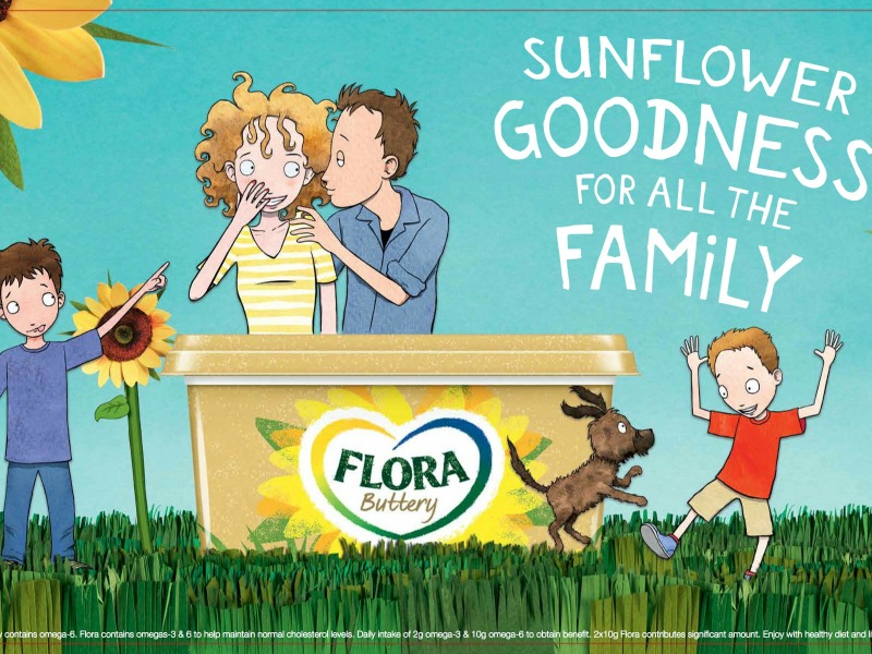 Golin Wins Global PR Duties For Unilever's Spreads Business