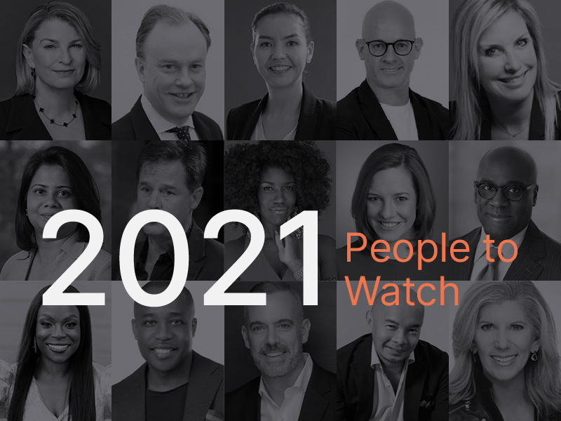 2021 Forecast: 15 People To Watch