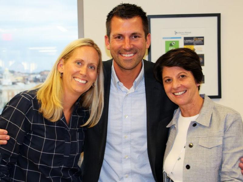 Victoria Renwick, Mike Rush Named 360PR+ Partners