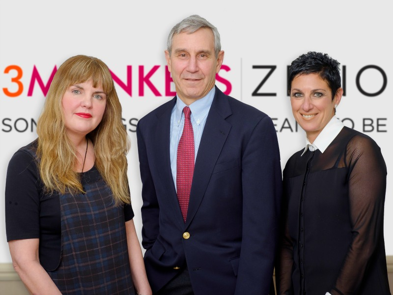 Zeno Acquires UK's 3 Monkeys Communications