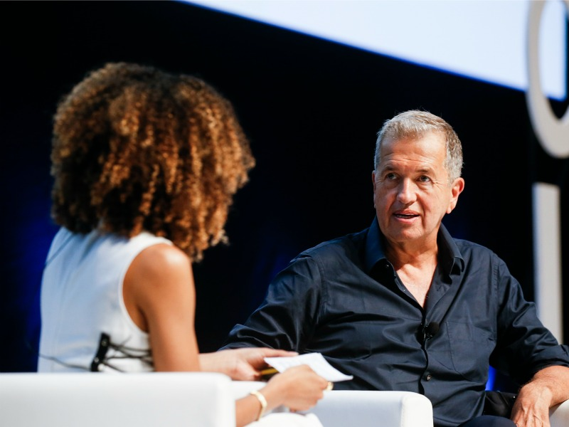 Cannes: Mario Testino Advises 'Listen To Others, Be True To Yourself'