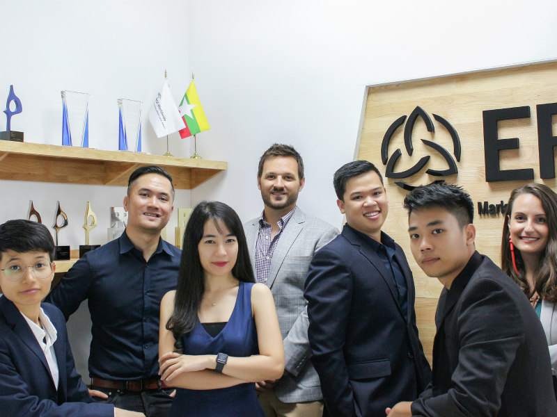 Echo Merges With RevoTech To Create Myanmar Agency Heavyweight