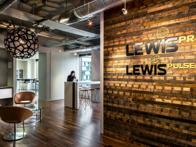 Lewis Launches New Training Academy