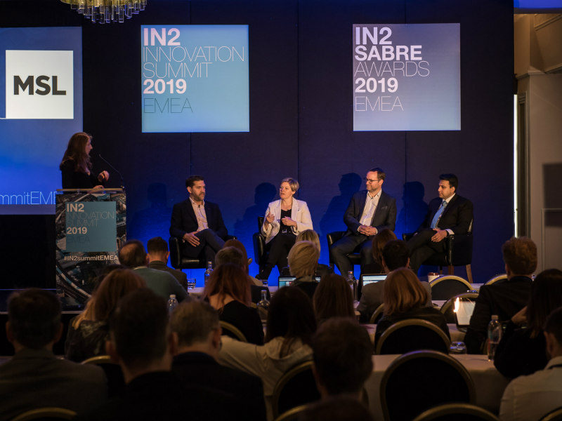 """IN2SummitEMEA: """"Employees Need To Be Our Primary Channel"""""""