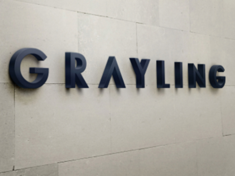 Grayling Unveils Third Rebrand In Five Years