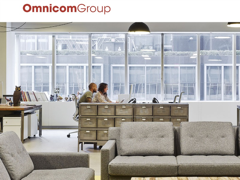 Omnicom 2015 PR Revenues Down 1.4% After 4Q Slide