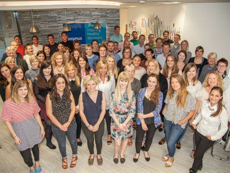 UK Healthcare PR Firm Pegasus Acquired By UDG