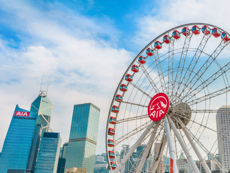 AIA Hands Regional Social Media Brief To Golin Hong Kong