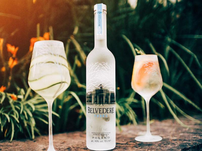 Belvedere Vodka Leads DKC New Business Haul