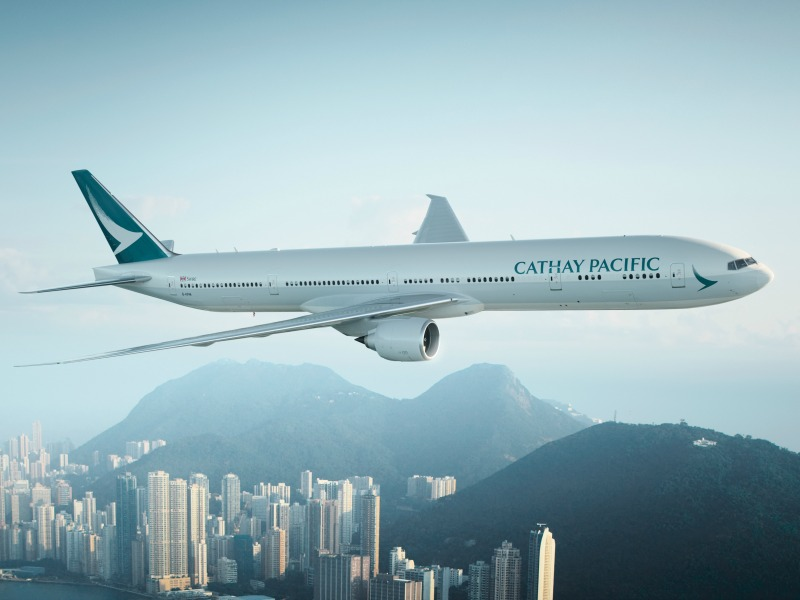 Cathay Pacific Searches For PR Network To Handle Global Crisis Comms