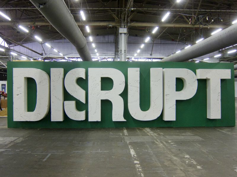 Doc Searls on Disruption & Innovation