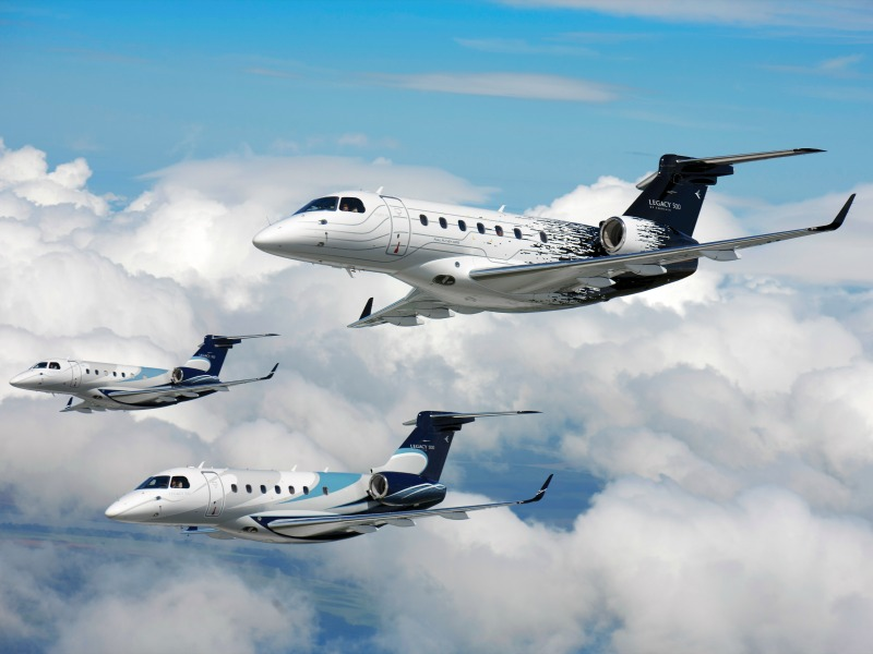 Embraer Names H+K Strategies As First Global AOR