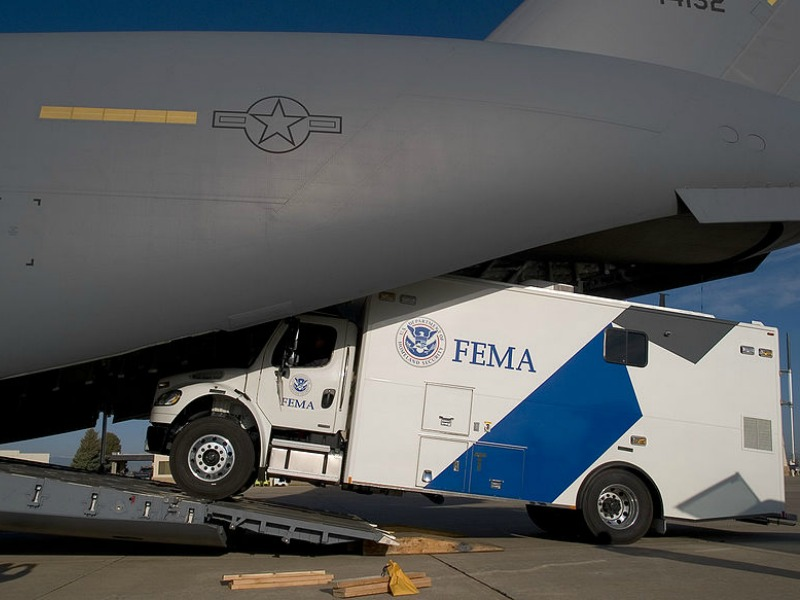 Ogilvy Wins Part Of $130 Million FEMA Contract