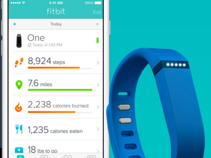 Fitbit Brings On FleishmanHillard, Burson-Marsteller