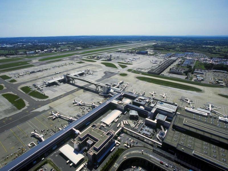 Grayling Lands Gatwick Airport PR Duties