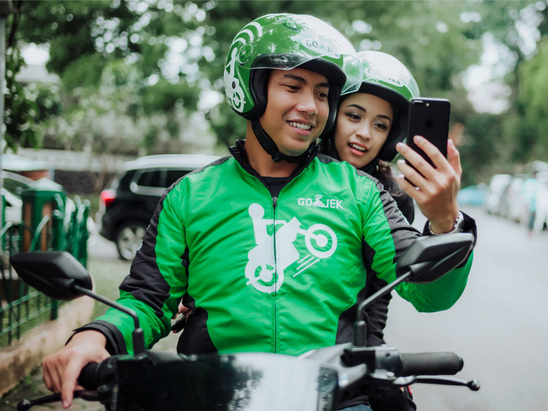 Gojek Calls In Ogilvy For Singapore Launch