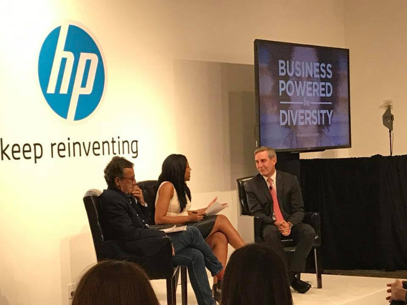 One Year On: HP CMO Challenges Agencies To Increase Minority Representation