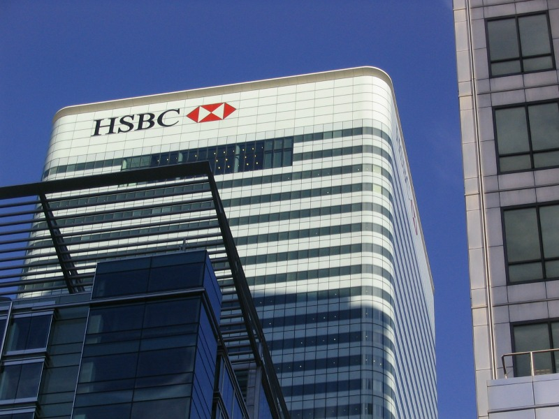 HSBC Brings In Finsbury After Restructuring Comms