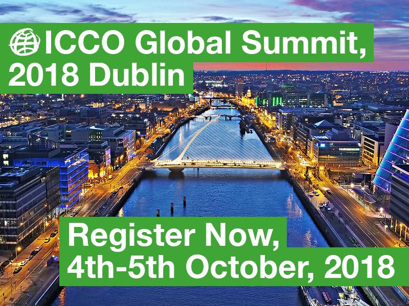 2018 ICCO Summit Convenes PR Agency Leaders In Dublin This October