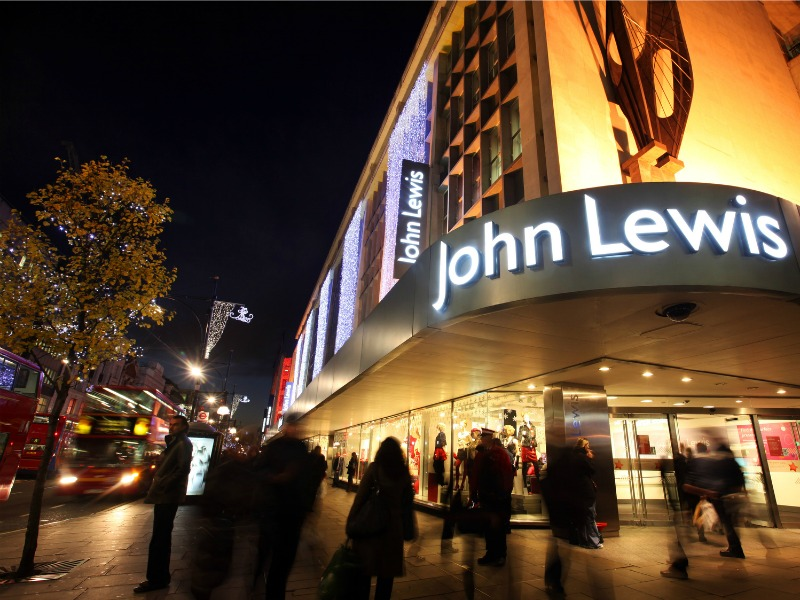 John Lewis Hands UK Corporate PR Brief To Pagefield