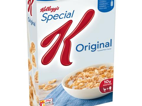 Kellogg Reviews EMEA Consumer PR Support For Cereals Business