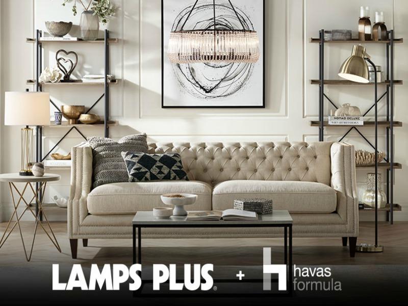Lamps Plus Chooses Havas Formula To Lead US PR As AOR