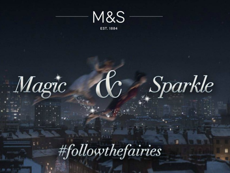 Inspiration: M&S #FollowTheFairies