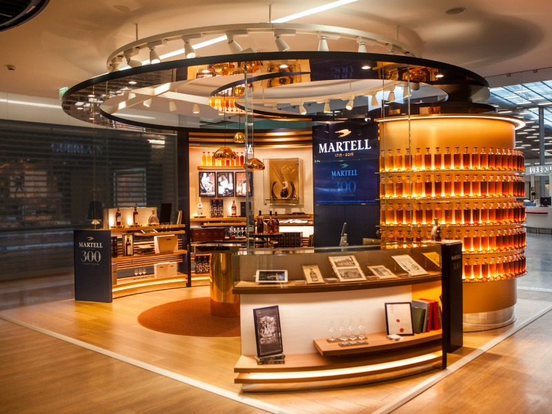 Pernod Ricard Hands Global Travel Retail Pr Brief To Talk Pr