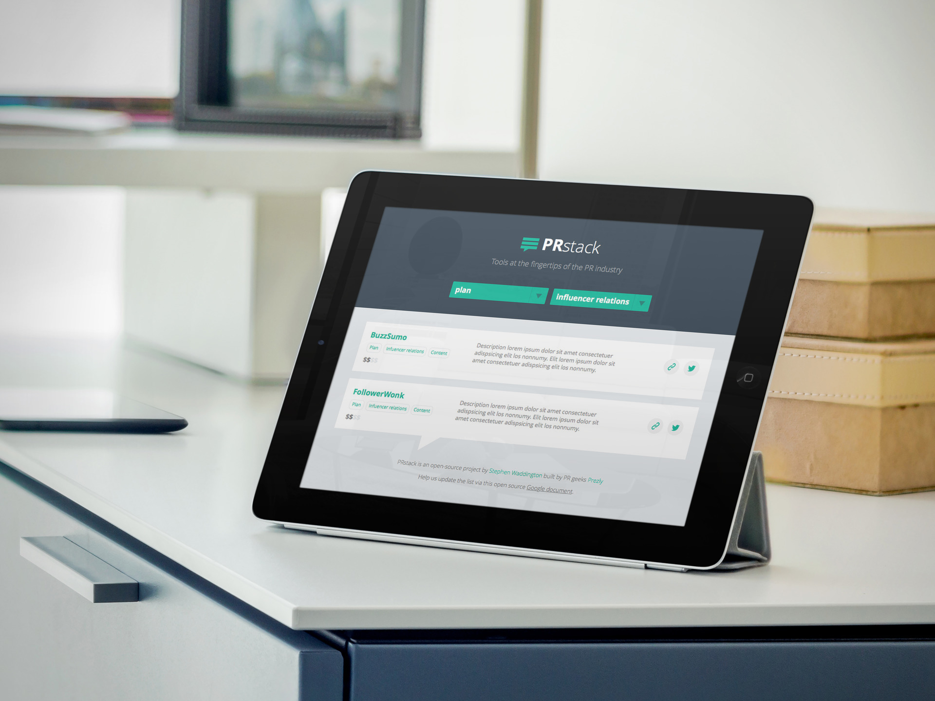 #PRStack Aims To Demystify The Plethora Of PR Technology Tools