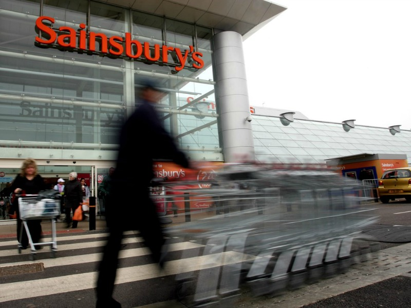 Sainsbury's Begins PR Review