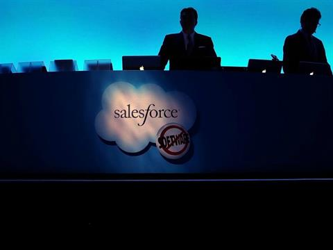 Salesforce Names New CMO As Lynn Vojvodich Departs