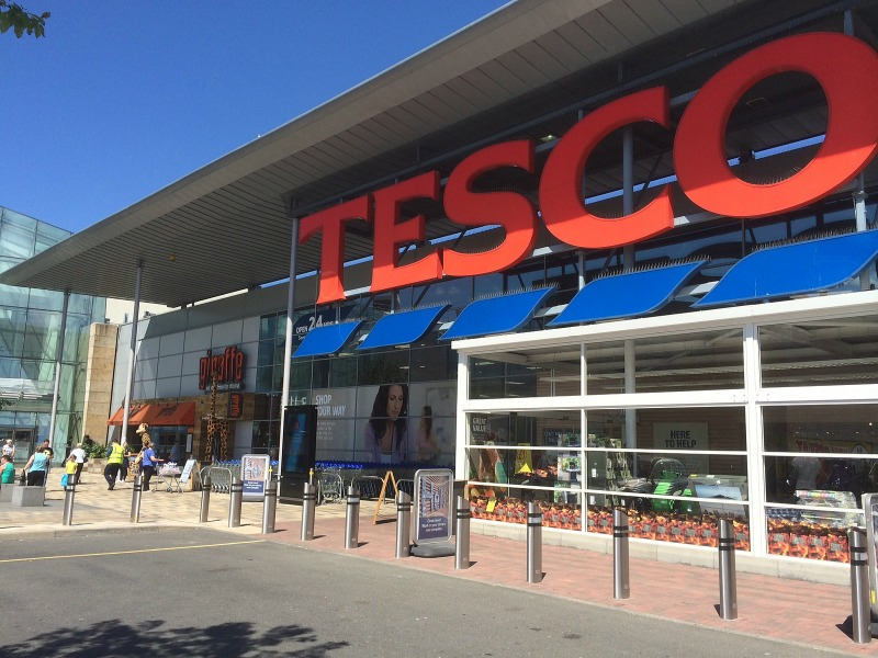 Tesco Eyes PR Revival With Blue Rubicon Hire