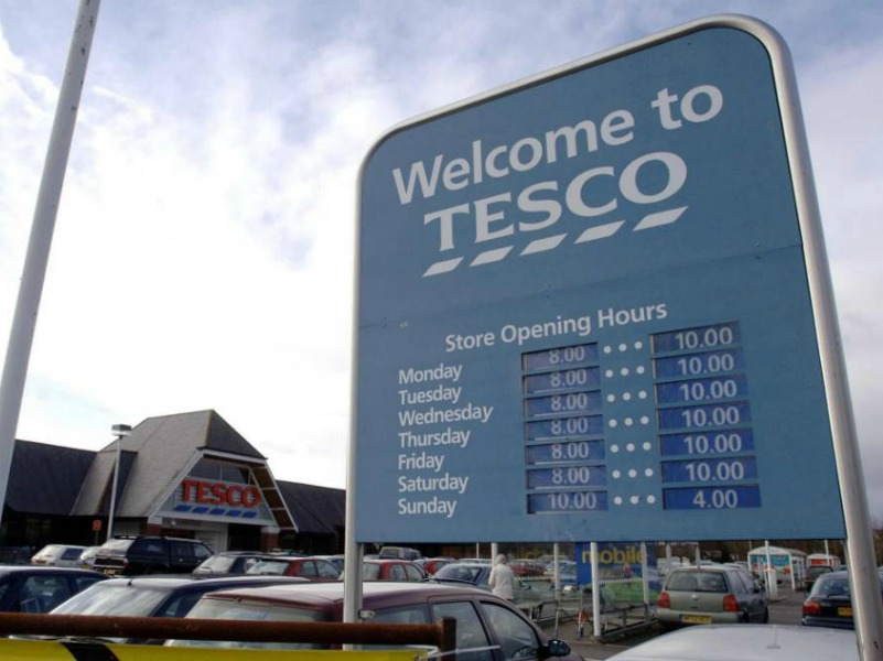 Chicken Scare: The Sky Is Falling For Tesco