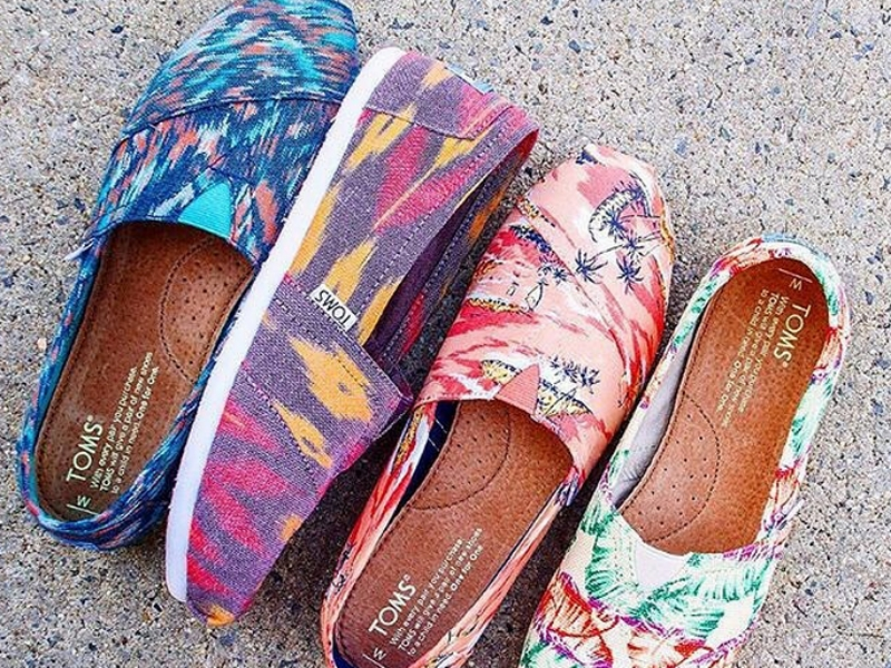 'Social Good' Retailer TOMS Hires BWR To Boost Brand, Founder