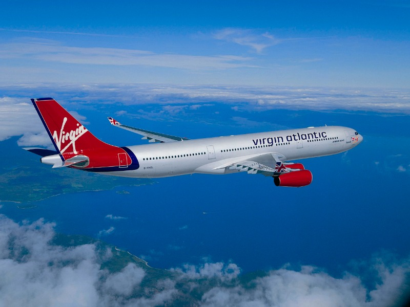 Weber Shandwick Lands Virgin Atlantic UK PR Duties