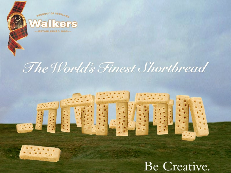 Walkers Shortbread Brings On 360PR