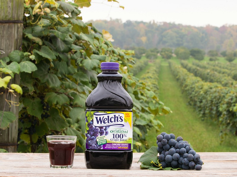 Welch's Taps PadillaCRT For Consumer PR Efforts