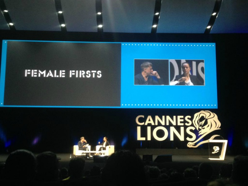 We Need Women's Stories Too, Samantha Morton Tells Cannes
