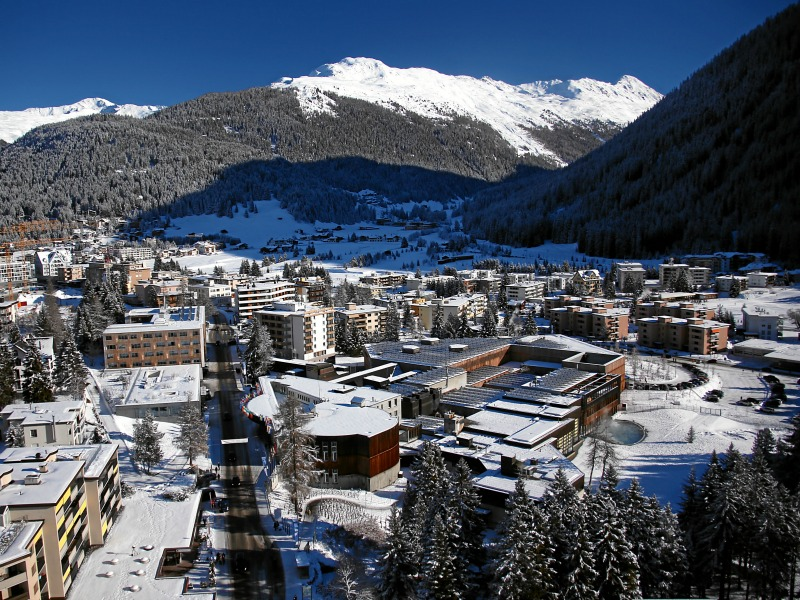 The Real Beauty Of Davos