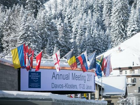 Davos 2017: 6 Themes For Communicators From An Unruly World