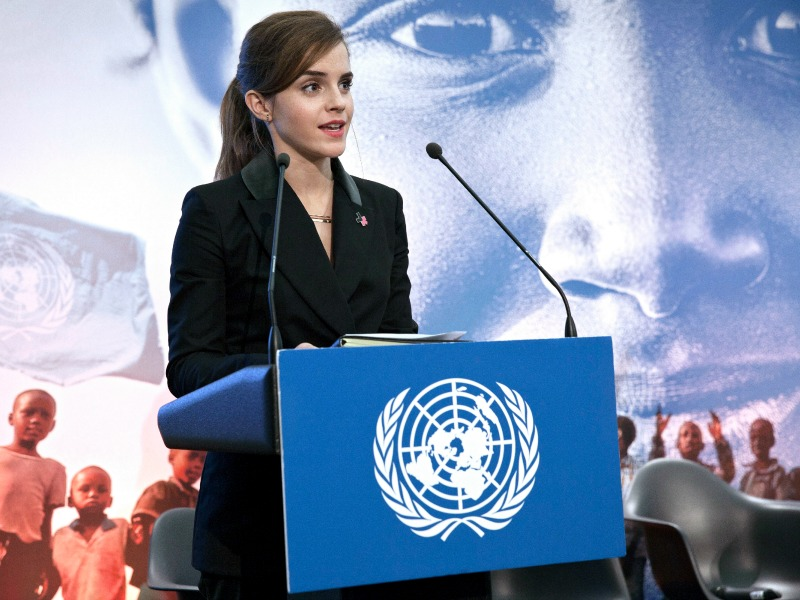 UN Women Calls In Havas PR For New #HeForShe Initiative