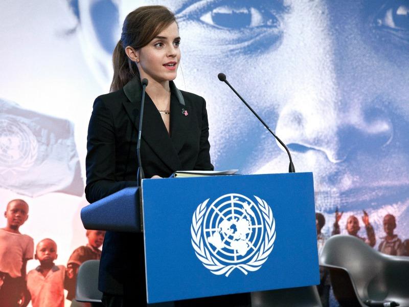 UN Women Calls In Havas PR For New #HeForShe Initiative