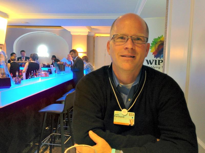 Cisco's John Earnhardt On Hacking, Brand Journalism And Political Risk
