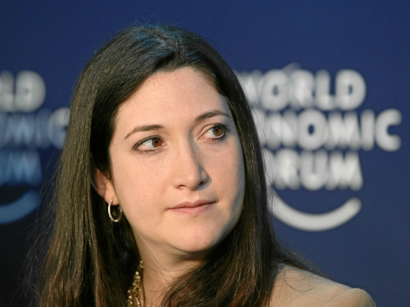 Randi Zuckerberg: Davos should look to Silicon Valley for inspiration