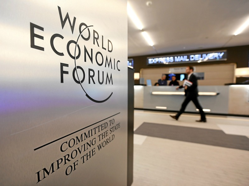The Comms World At Davos 2015