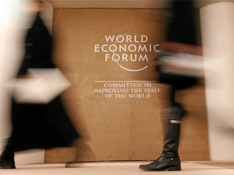 Ketchum: Why Go To Davos?