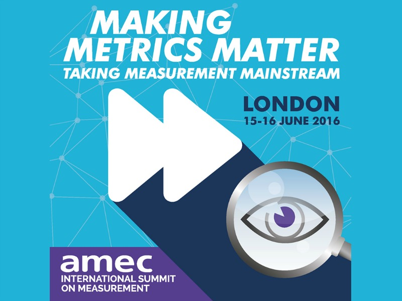 AMEC Launches New PR Measurement Framework